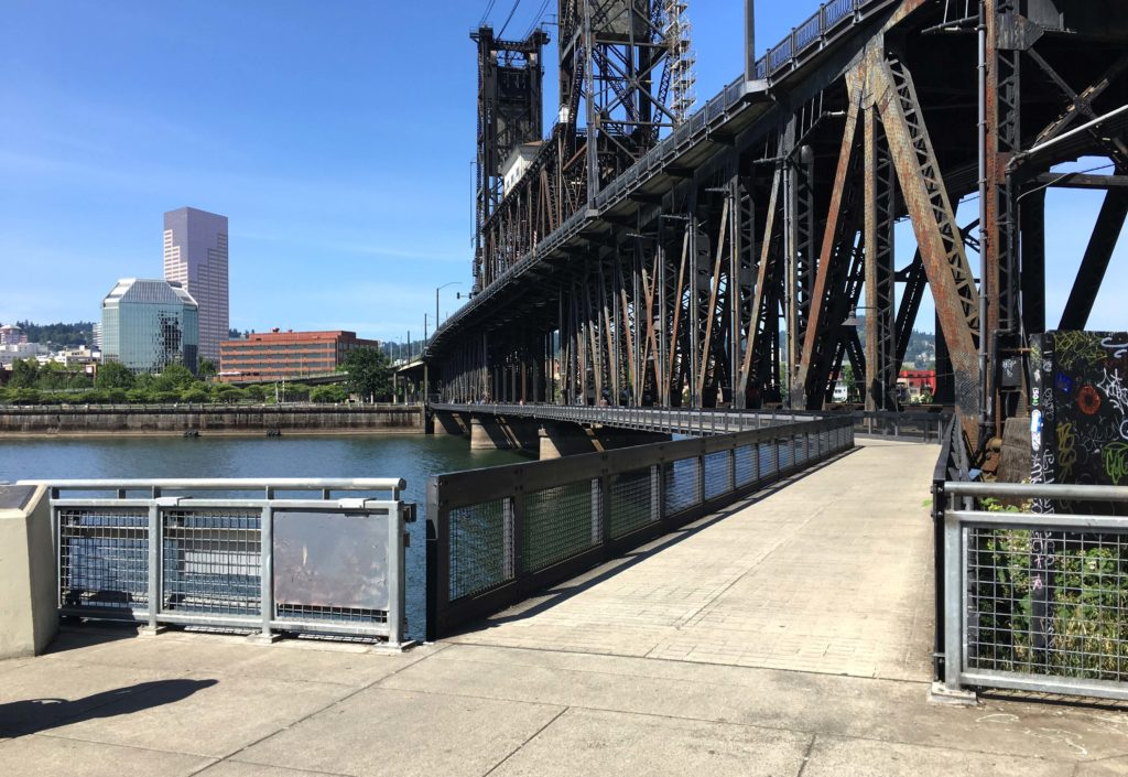 Waterfront Loop Steel Bridge