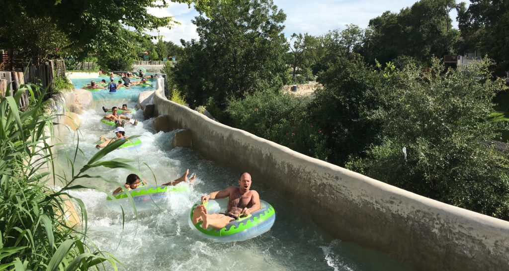 Austin Schlitterbahn River