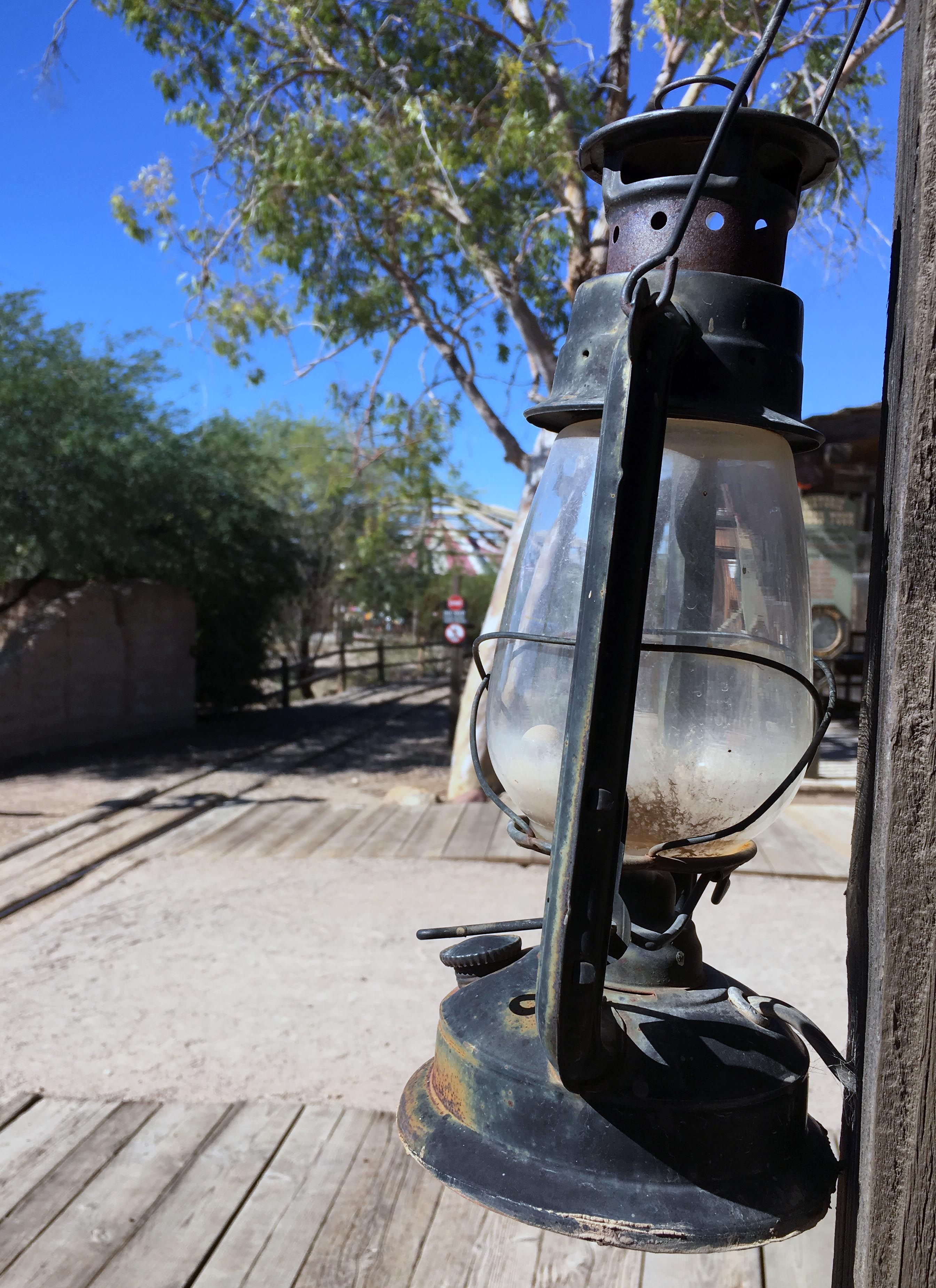 old-tucson-lamp-and-tracks