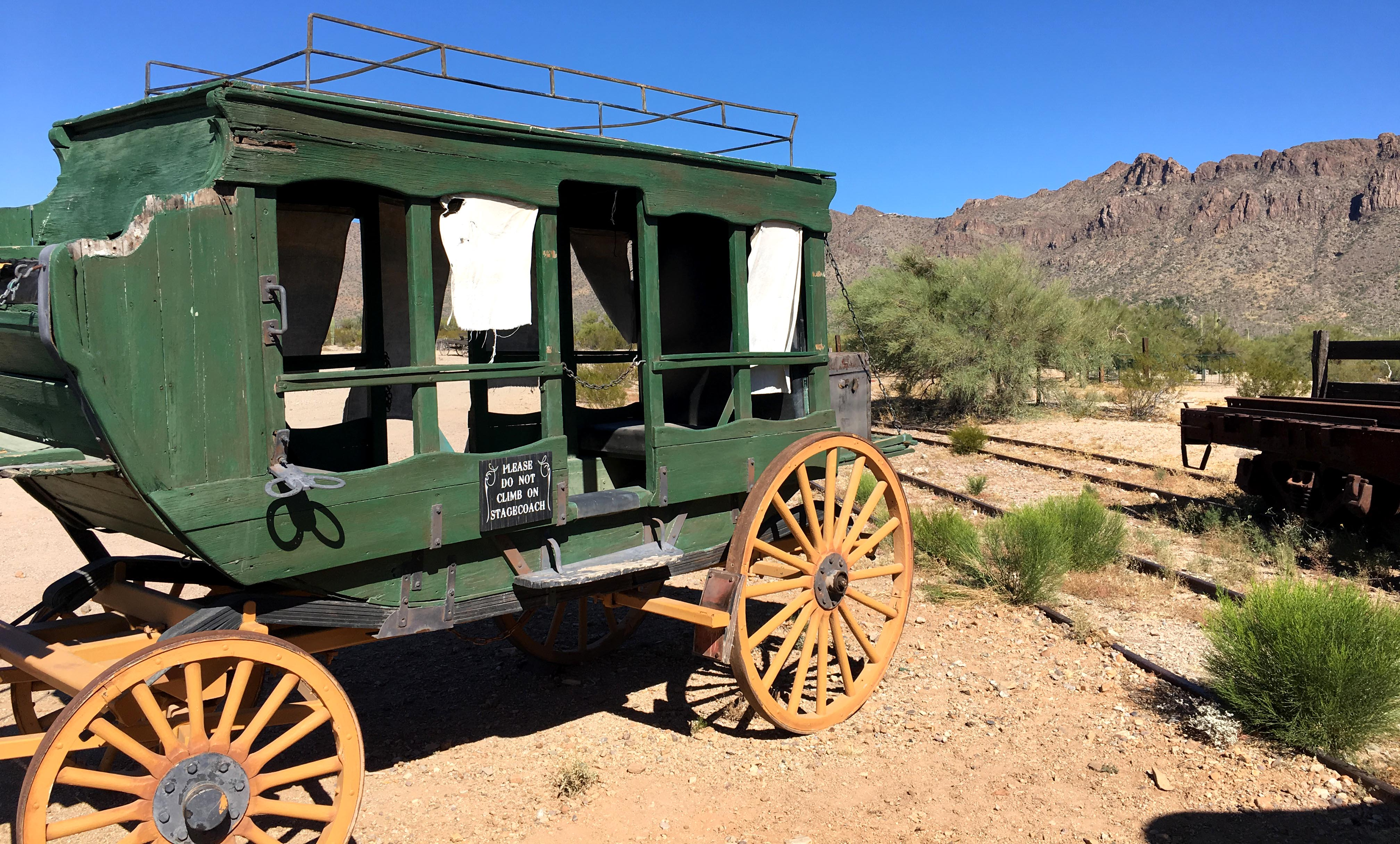 old-tucson-wagon