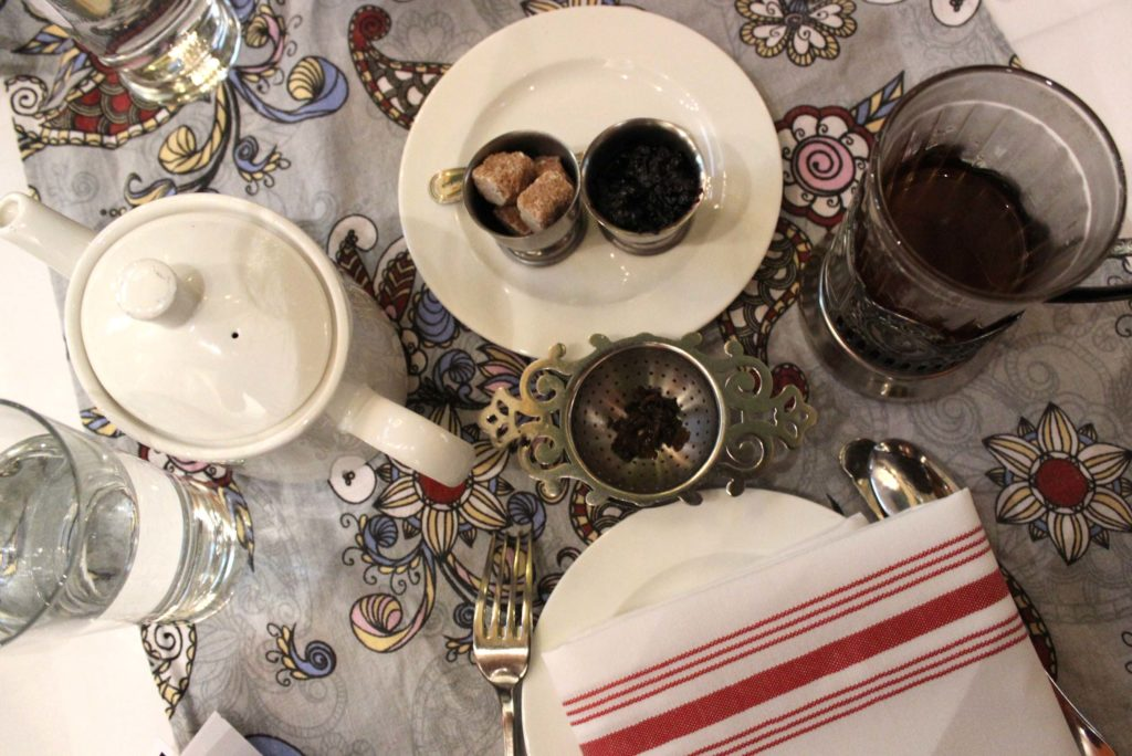 Russian Tea | Kristi Does PDX: Adventures in Portland, OR