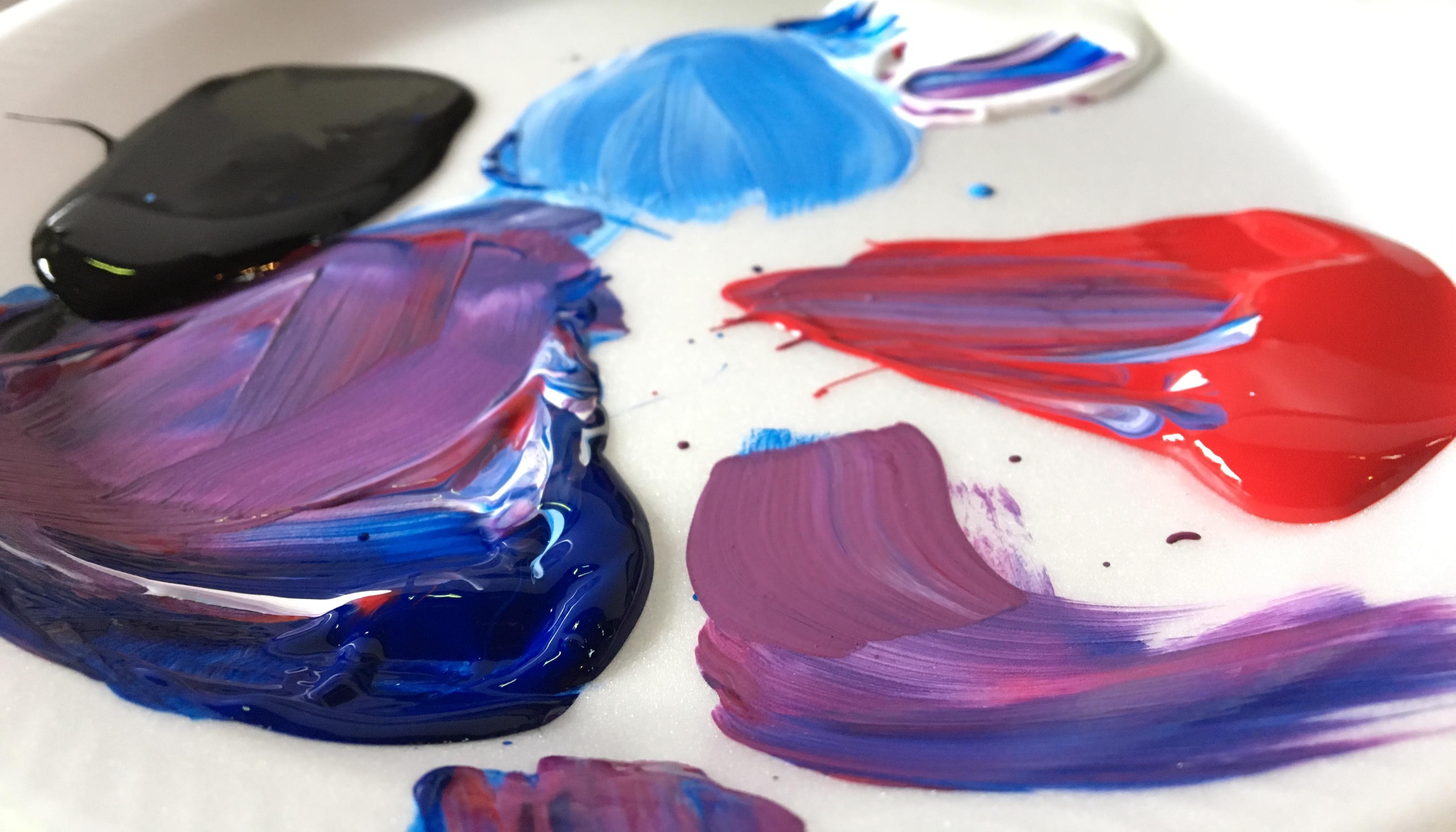 Prism Art Mixed Paint