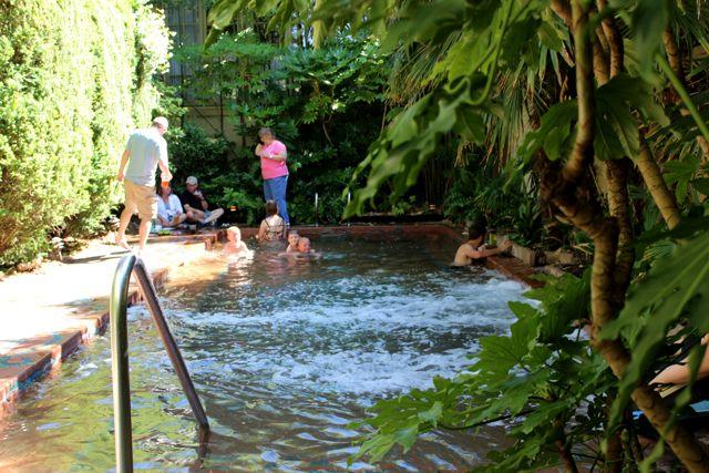 kennedy school soaking pool