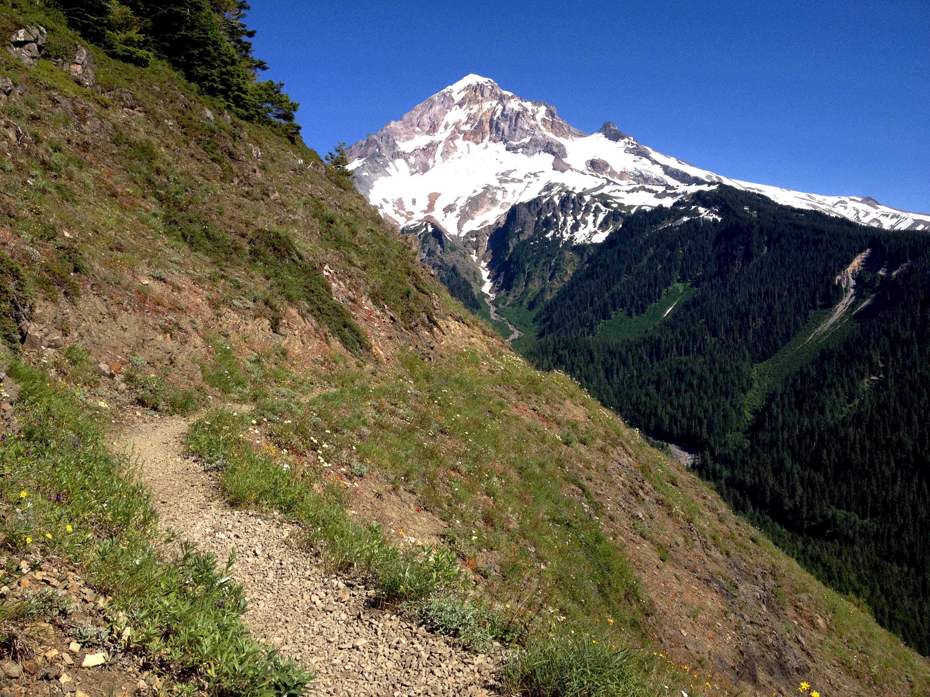 summer hiking 2013