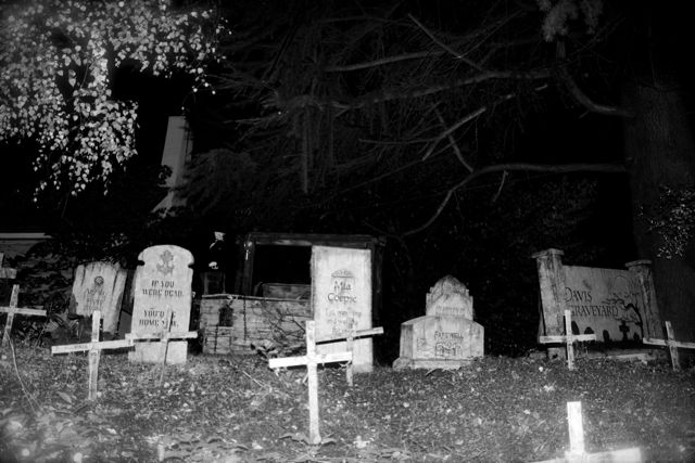 davis graveyard cover