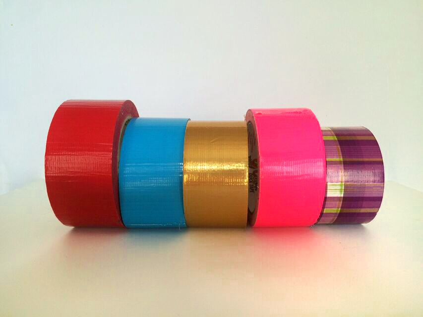 Duct tape cover