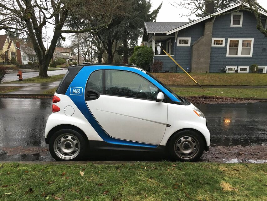 Car2Go cover